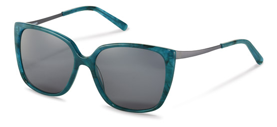 Bogner-Sunglasses-BG023-turquoise structured, light gun