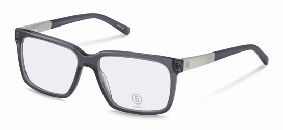 BOGNER-Correction frame-BG505-grey transparent