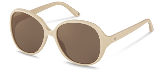 Claudia Schiffer by Rodenstock-Solbrille-C3006-off white