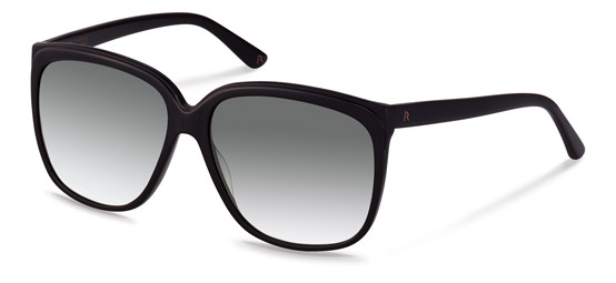 Claudia Schiffer by Rodenstock-Solbriller-C3013-black