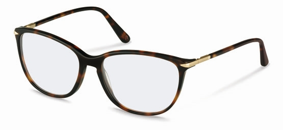CLAUDIA SCHIFFER BY RODENSTOCK-Correction frame-C4010-black