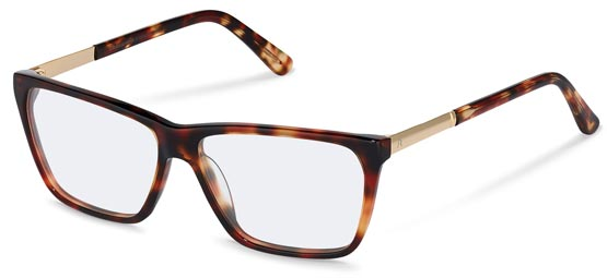 Claudia Schiffer by Rodenstock-Correction frame-C4014-black, gold