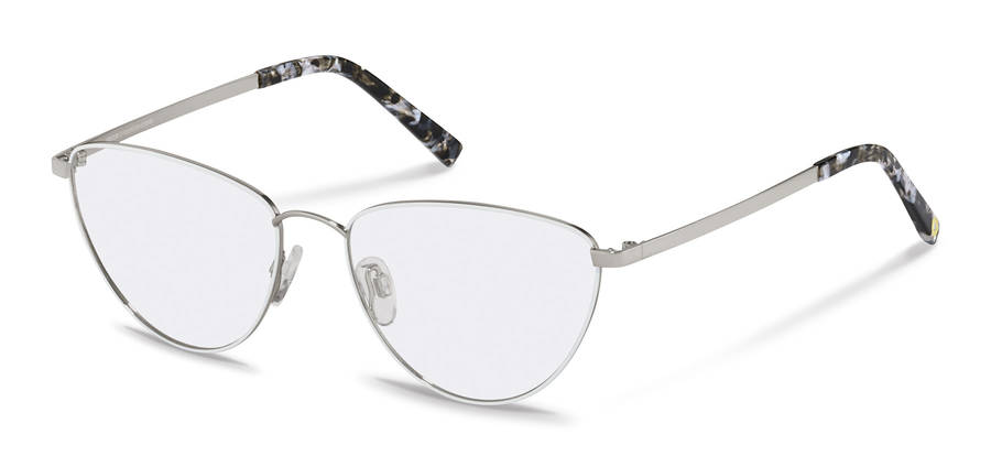 Rodenstock Capsule Collection-Brillestel-RR216-white/silver