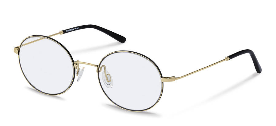 Rodenstock-Brillestel-R2616-gold/black