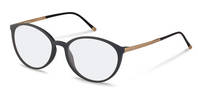 Rodenstock-Brillestel-R5292-dark grey/rose gold