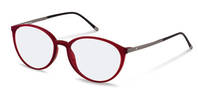 Rodenstock-Brillestel-R5292-dark red/ gun metal