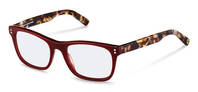 rocco by Rodenstock-Brillestel-RR420-darkred/pearlhavana
