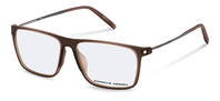 Porsche Design-Brillestel-P8334-brown
