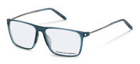 Porsche Design-Brillestel-P8334-blue