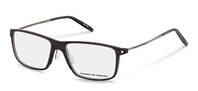 Porsche Design-Brillestel-P8336-brown