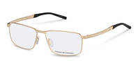 Porsche Design-Brillestel-P8337-gold