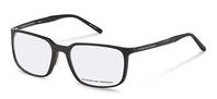Porsche Design-Brillestel-P8338-black