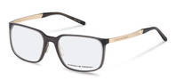 Porsche Design-Brillestel-P8338-grey/gold