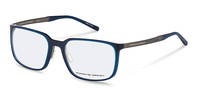 Porsche Design-Brillestel-P8338-blue