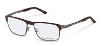 Porsche Design-Brillestel-P8343-brown