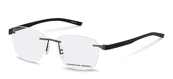 Porsche Design-Brillestel-P8344-darkgun
