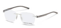 Porsche Design-Brillestel-P8344-palladium
