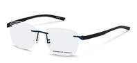 Porsche Design-Brillestel-P8344-blue