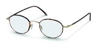 Rodenstock-Brillestel-R2288-gold/darkbrown