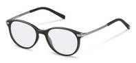 rocco by Rodenstock-Brillestel-RR439-blackusedlook/lightgun