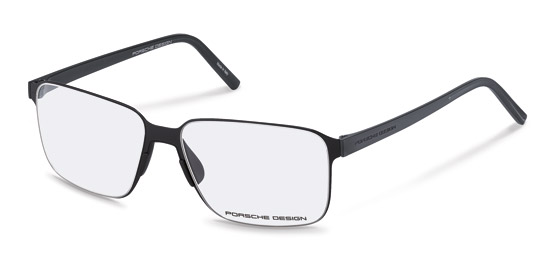 Porsche Design-Brillestel-P8313-black/grey