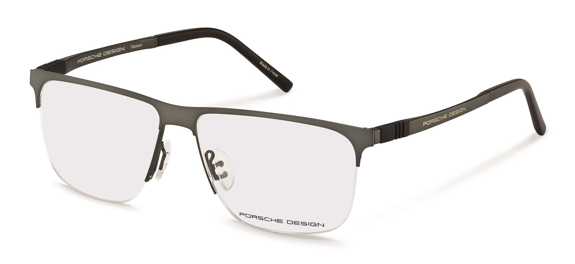 Porsche Design-Brillestel-P8324-grey