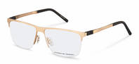 Porsche Design-Brillestel-P8324-gold