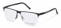 Porsche Design-Brillestel-P8324-black