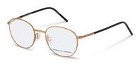Porsche Design-Brillestel-P8330-gold