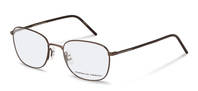 Porsche Design-Brillestel-P8331-brown