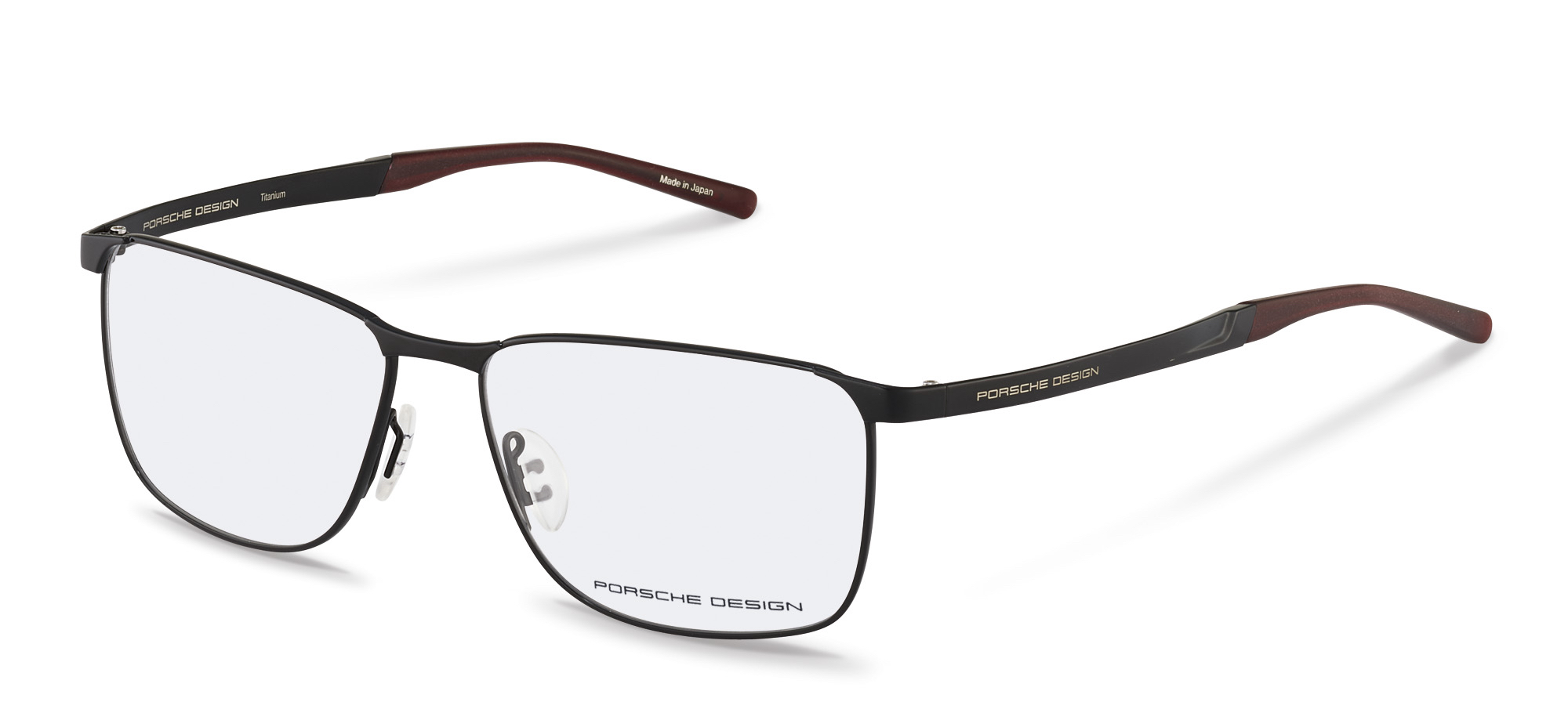Porsche Design-Brillestel-P8332-black