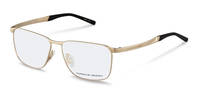 Porsche Design-Brillestel-P8332-gold