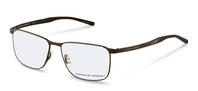 Porsche Design-Brillestel-P8332-darkbrown