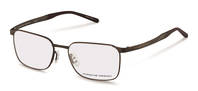 Porsche Design-Brillestel-P8333-darkbrown