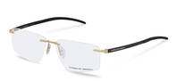 Porsche Design-Brillestel-P8341-gold