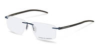 Porsche Design-Brillestel-P8341-blue
