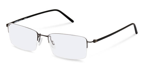 Rodenstock-Brillestel-R7074-dark gun, black