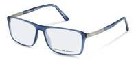 Porsche Design-Brillestel-P8259-blue