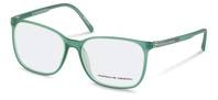 Porsche Design-Brillestel-P8270-darkgreen