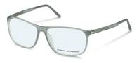 Porsche Design-Brillestel-P8278-grey