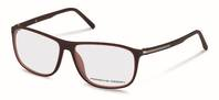 Porsche Design-Brillestel-P8278-red