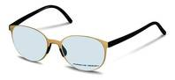 Porsche Design-Brillestel-P8312-lightgold/black