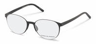 Porsche Design-Brillestel-P8312-black