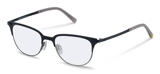 rocco by Rodenstock-Brillestel-RR204-black/gun