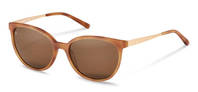 Rodenstock-Solbrille-R3297-light havana, gold