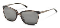 Rodenstock-Solbrille-R3298-dark grey strucured, gunmetal