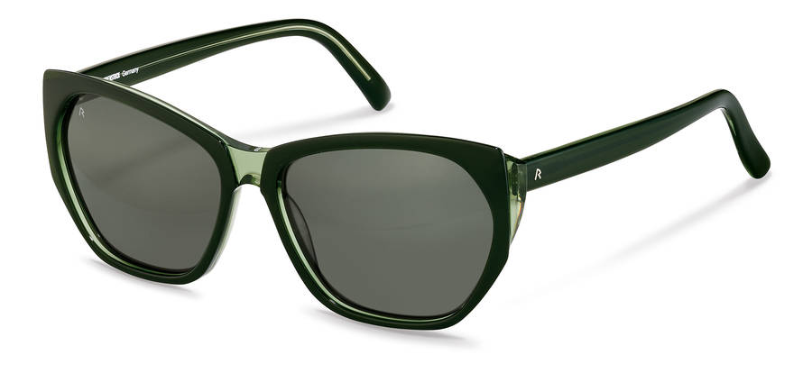 Rodenstock-Solbrille-R3315-darkgreenlayered