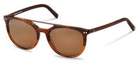 rocco by Rodenstock-Solbrille-RR329-brown structured