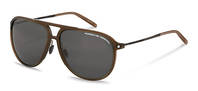 Porsche Design-Solbrille-P8662-brown