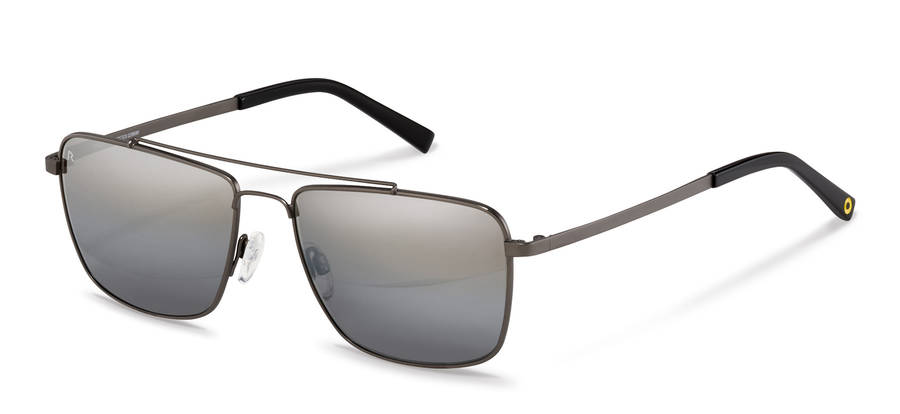Rodenstock Capsule Collection-Solbrille-RR104-gunmetal/black